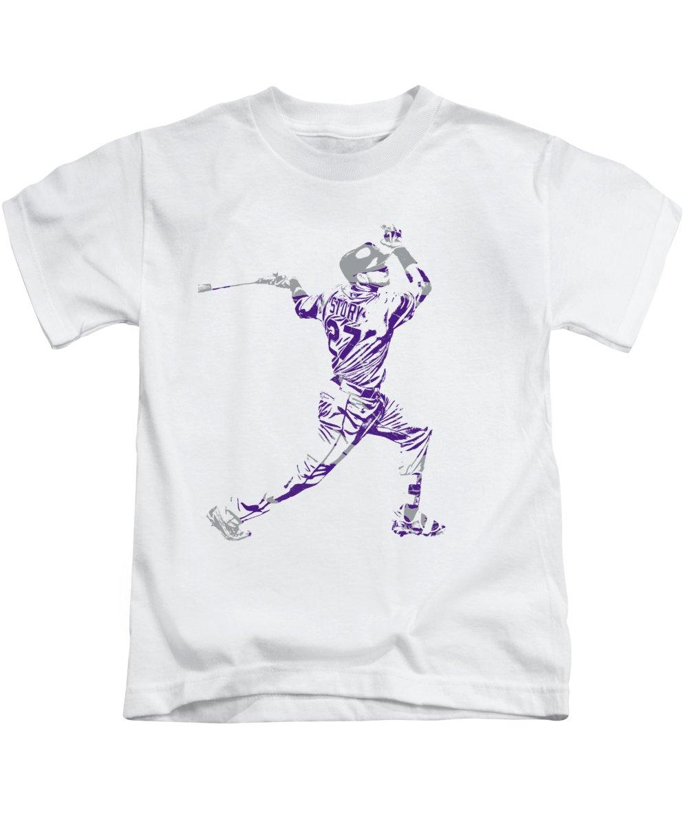 Colorado Rockies Kids T-Shirts