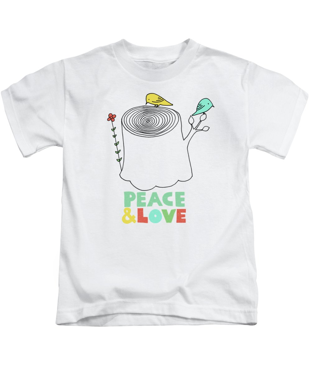 Peace Kids T-Shirts