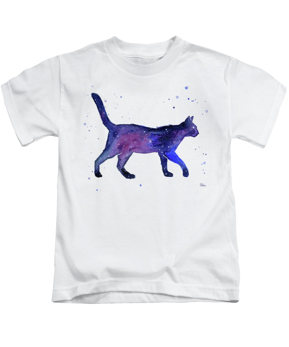 Milky Way Kids T-Shirts