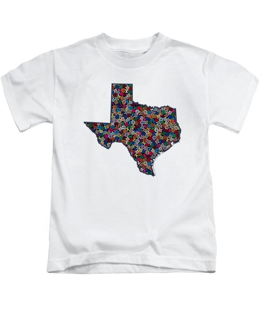 Austin Tx Kids T-Shirts