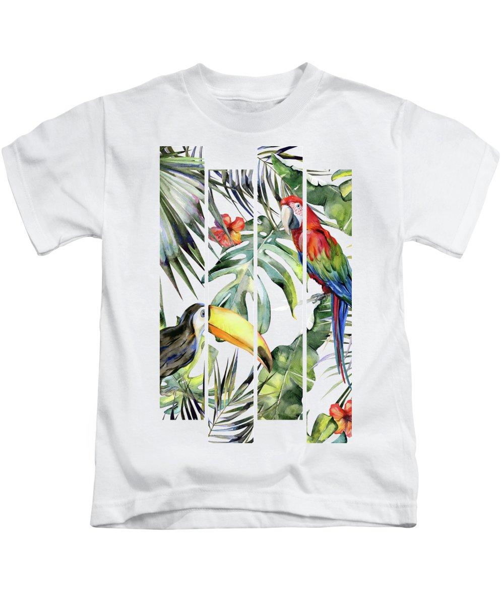 Summertime Kids T-Shirts