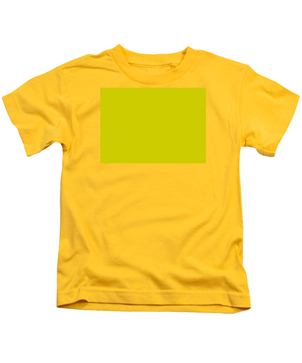 Abstract Kids T-Shirt featuring the digital art C.1.204-204-0.7x5 by Gareth Lewis