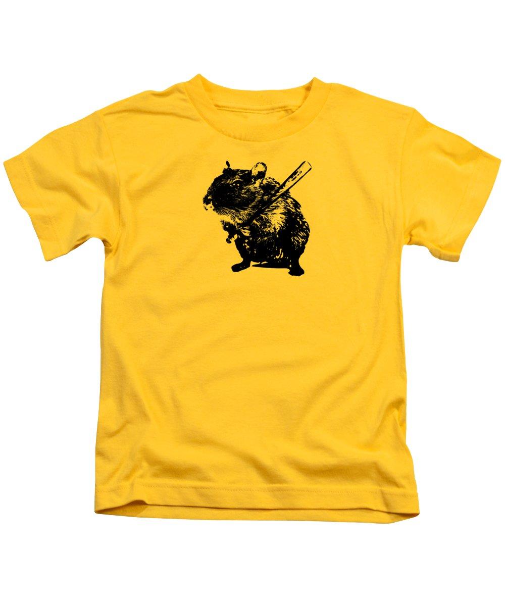 Beaver Kids T-Shirts