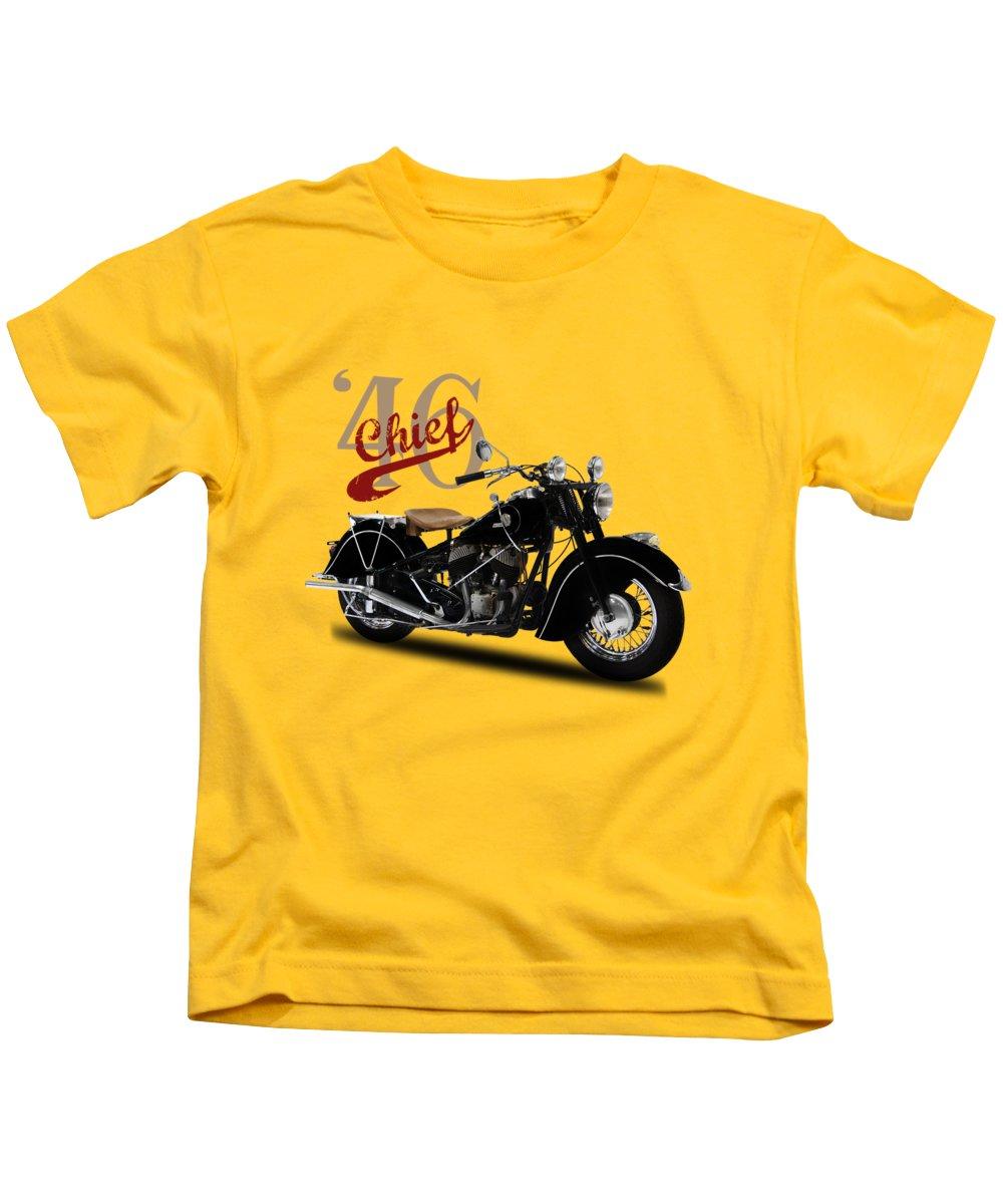Motorcycle Kids T-Shirts