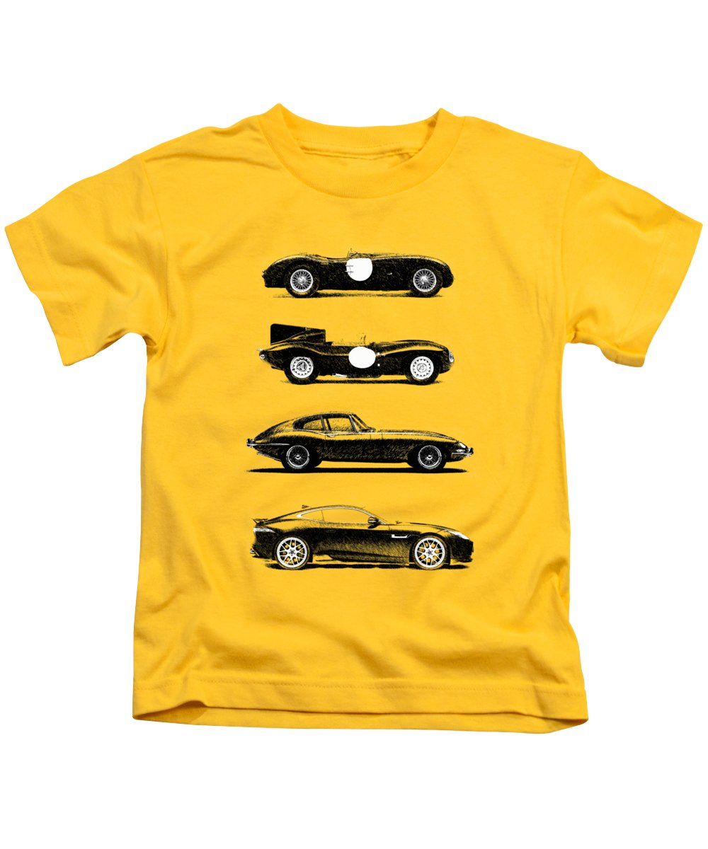 Coupe Photographs Kids T-Shirts