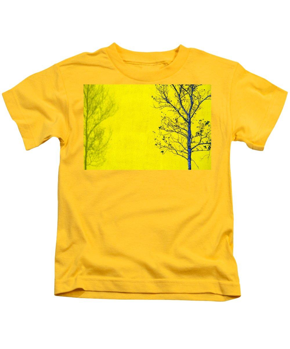 Skip Kids T-Shirt featuring the photograph Krishna by Skip Hunt