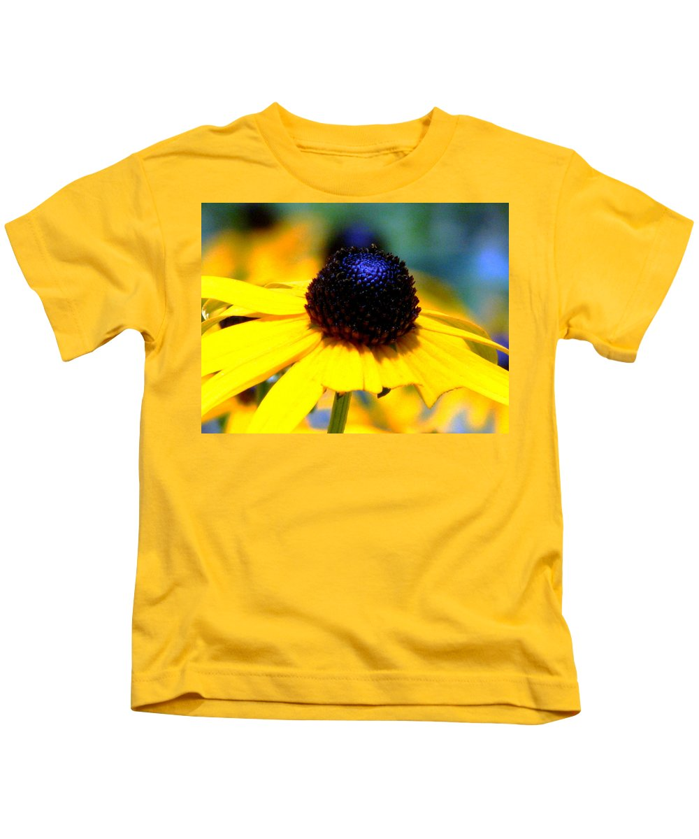 Lazy Susan Kids T-Shirt featuring the photograph Lazy Susan by J M Farris Photography