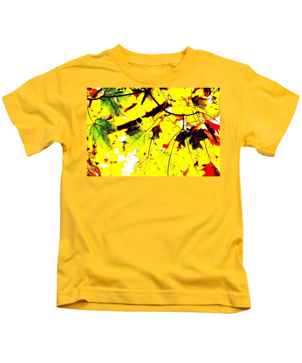 Lemonade Kids T-Shirt featuring the photograph Lemonade by Ed Smith