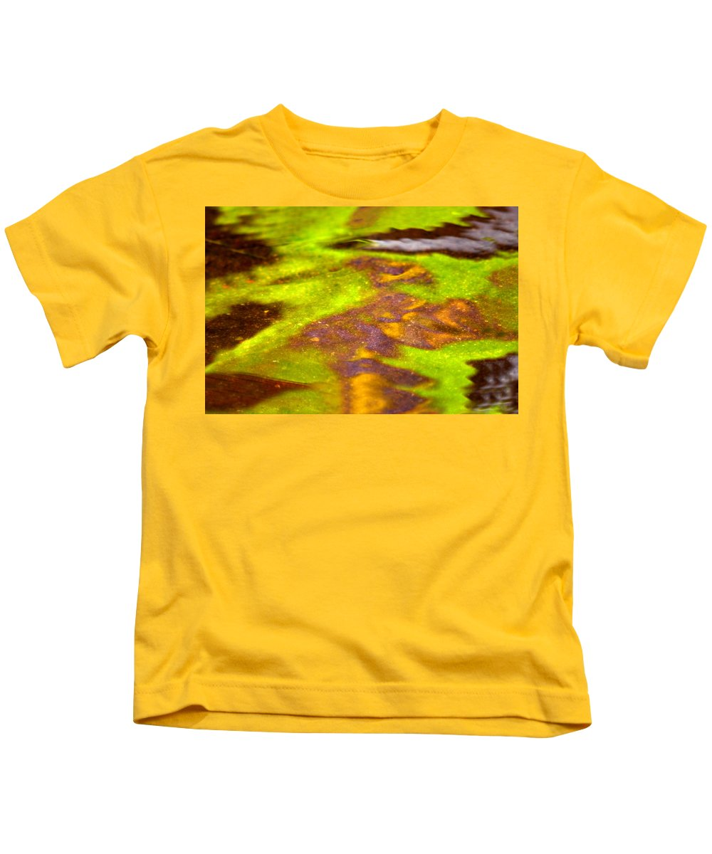 Water Kids T-Shirt featuring the photograph Lollipop by Donna Blackhall