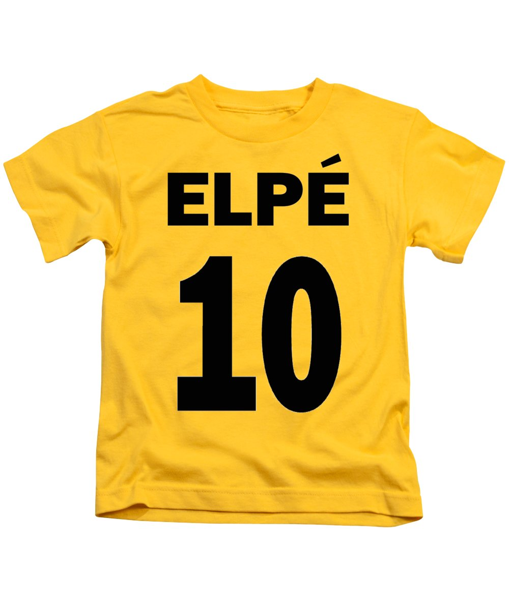 Pele Kids T-Shirts