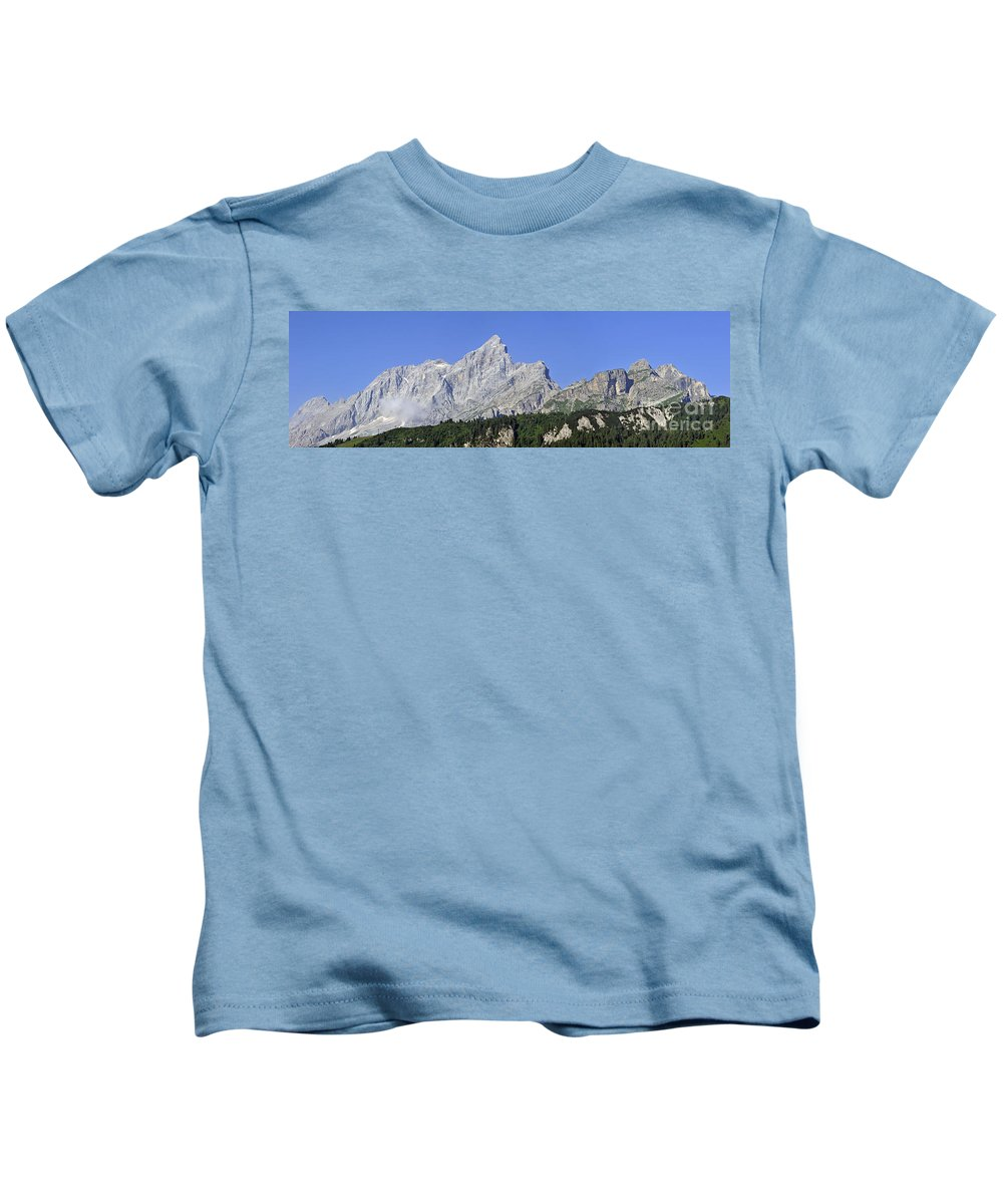 Europe Kids T-Shirt featuring the photograph 110414p100 by Arterra Picture Library