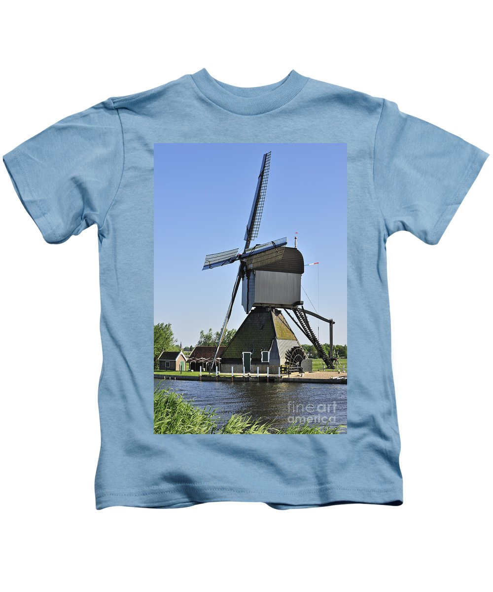Wooden Kids T-Shirt featuring the photograph 110714p052 by Arterra Picture Library