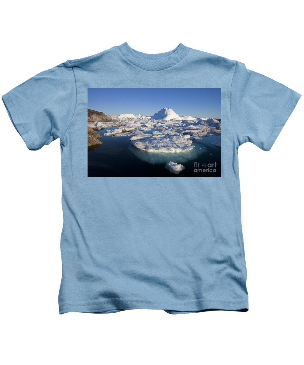 Landscape Kids T-Shirt featuring the photograph 110714p242 by Arterra Picture Library
