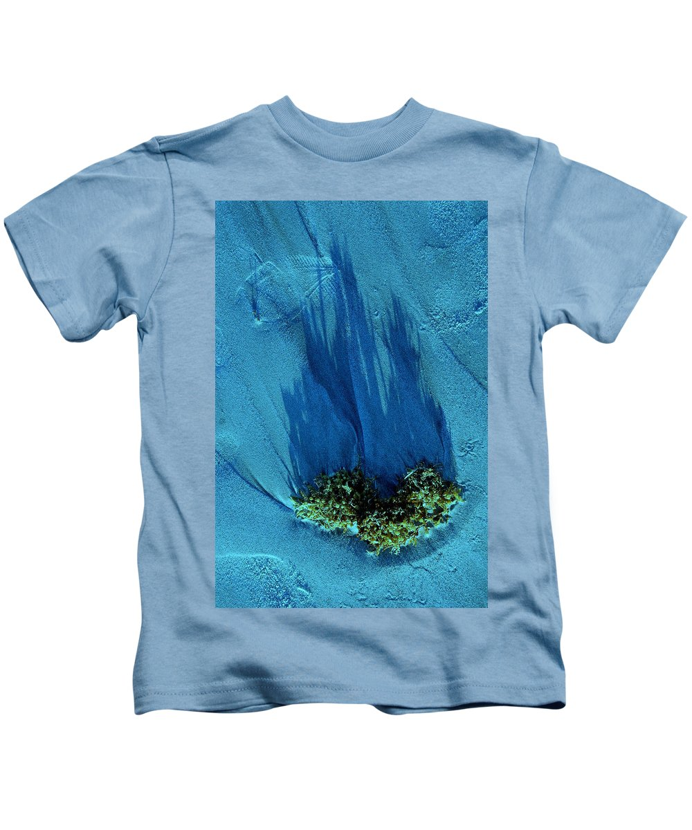 Dreams Of The Sea Kids T-Shirt featuring the photograph Dreams Of The Sea by Susanne Van Hulst