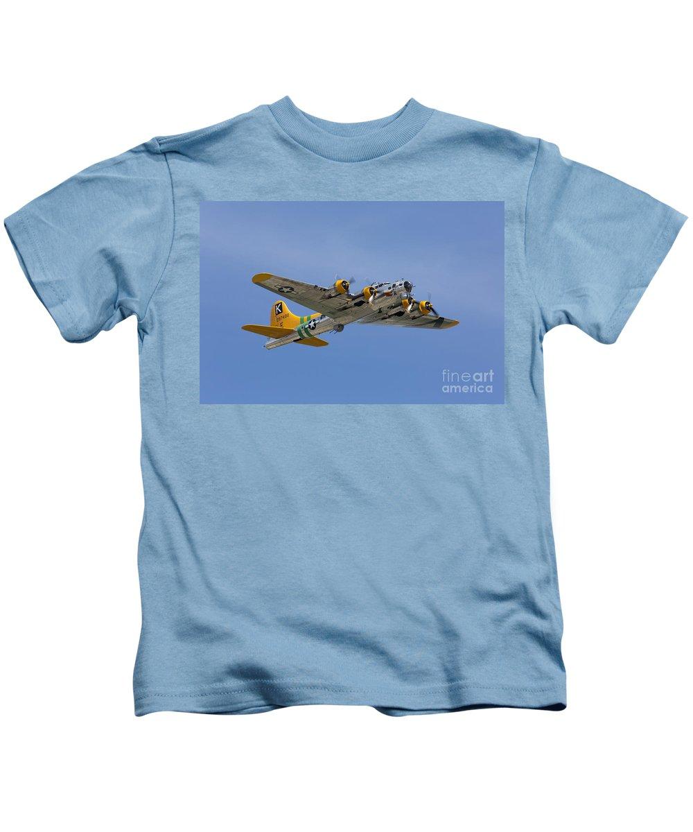 Fuddy Duddy Kids T-Shirt featuring the photograph Fuddy Duddy by John Daly