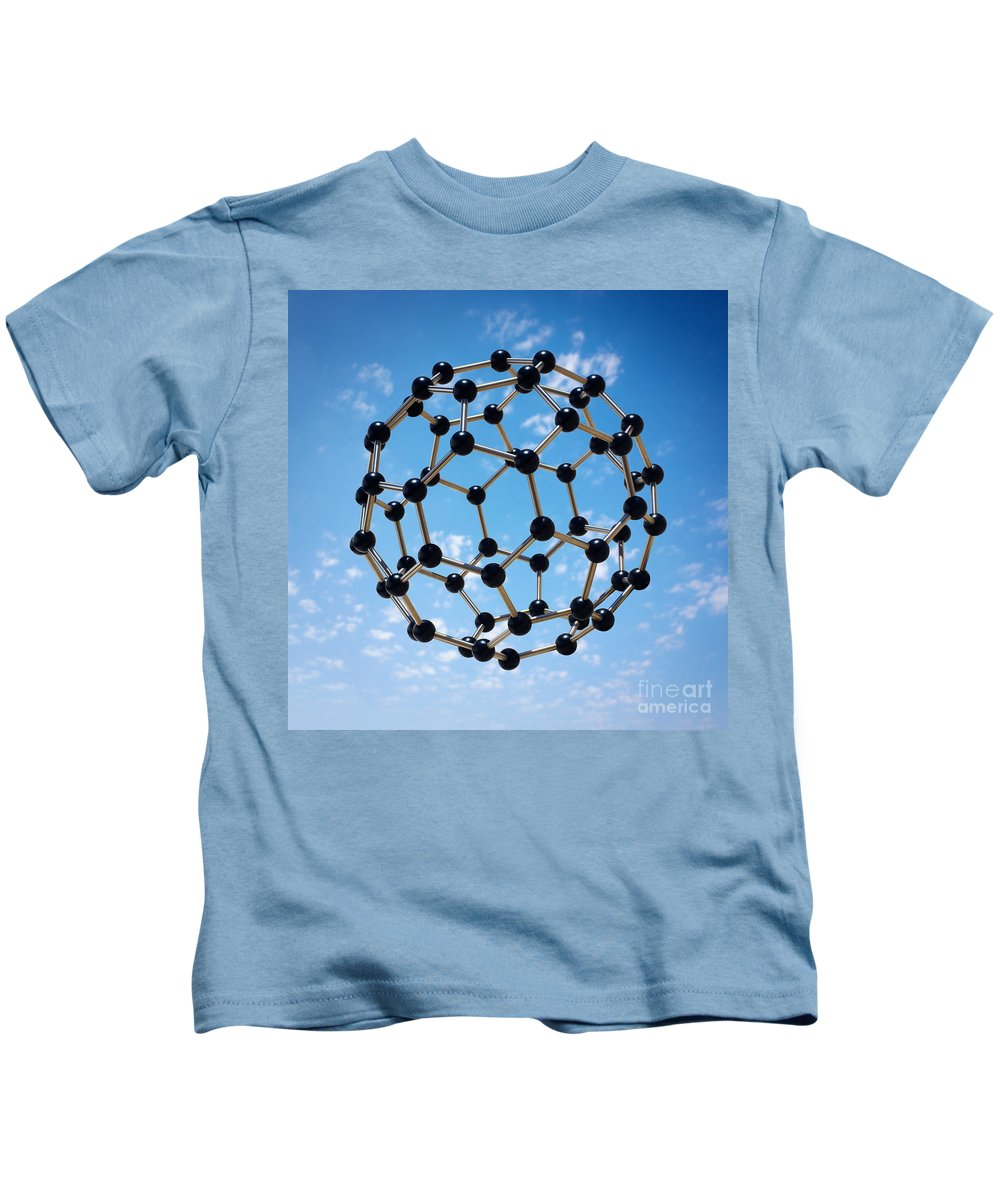 Molecular Clouds Kids T-Shirts