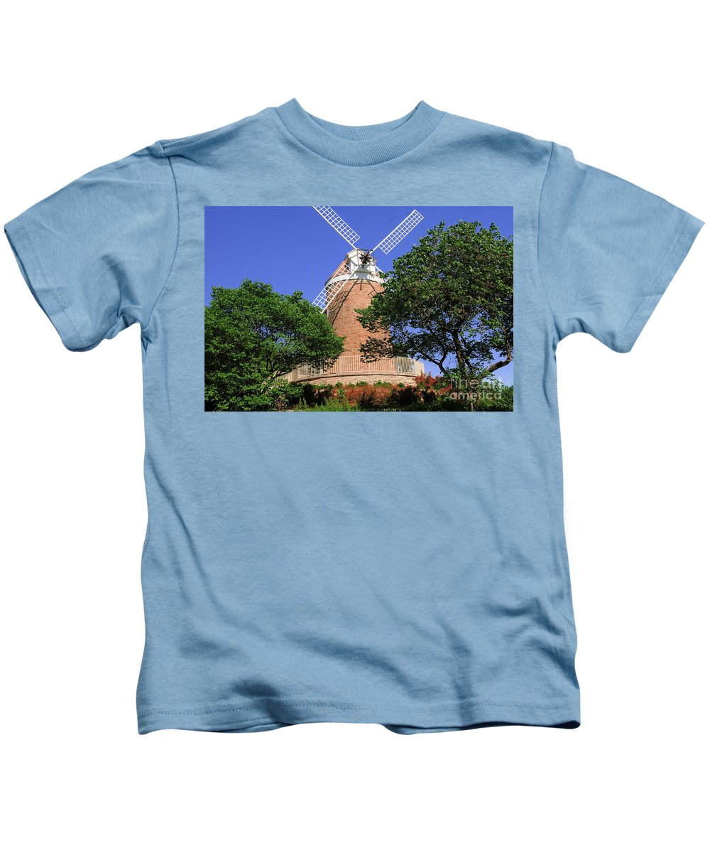 Park Kids T-Shirt featuring the photograph In The Park by Kathleen Struckle