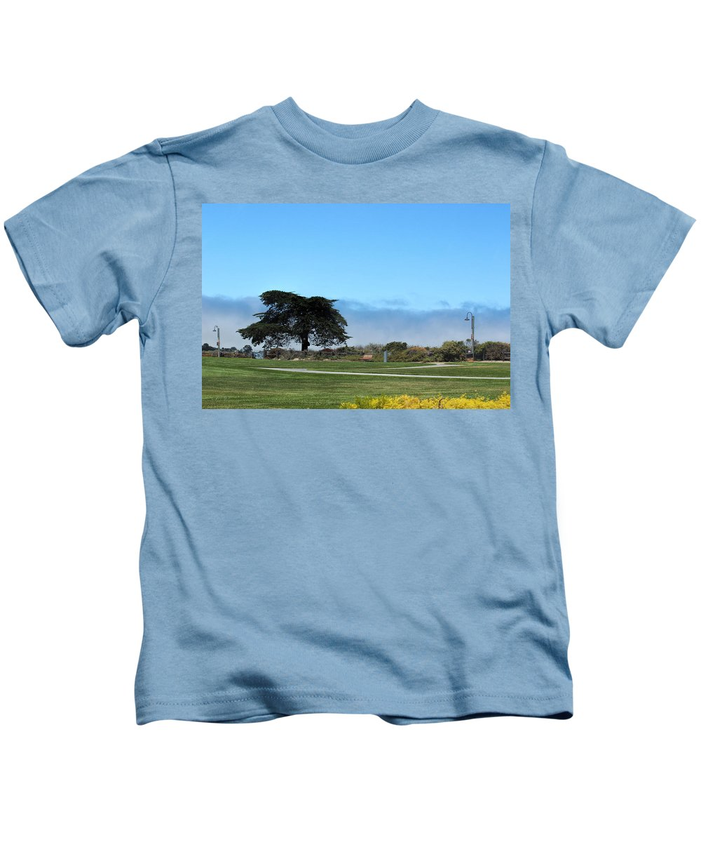Sky Is The Limit Images Kids T-Shirt featuring the photograph Peace by Becca Buecher