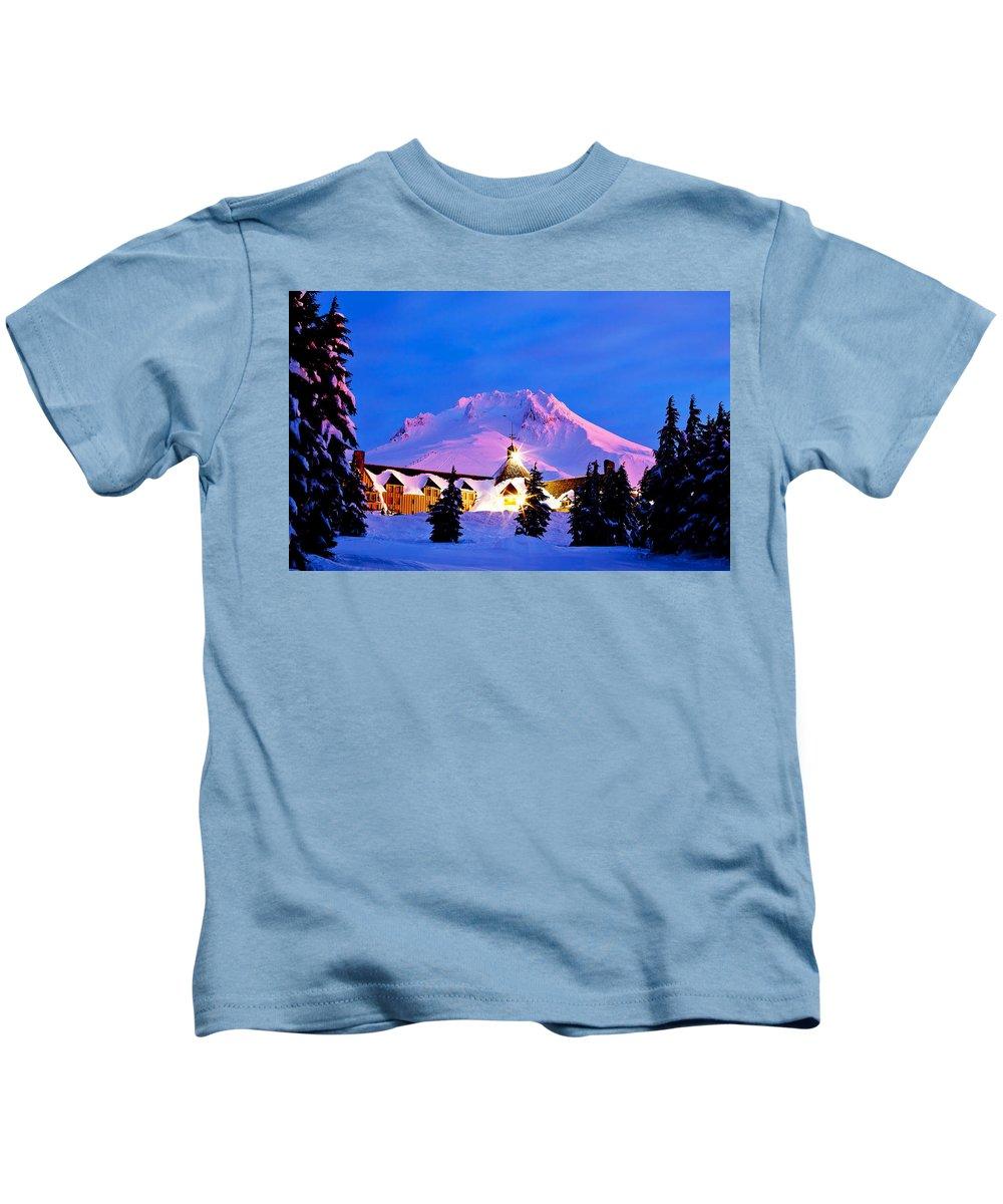 Timberline Kids T-Shirts
