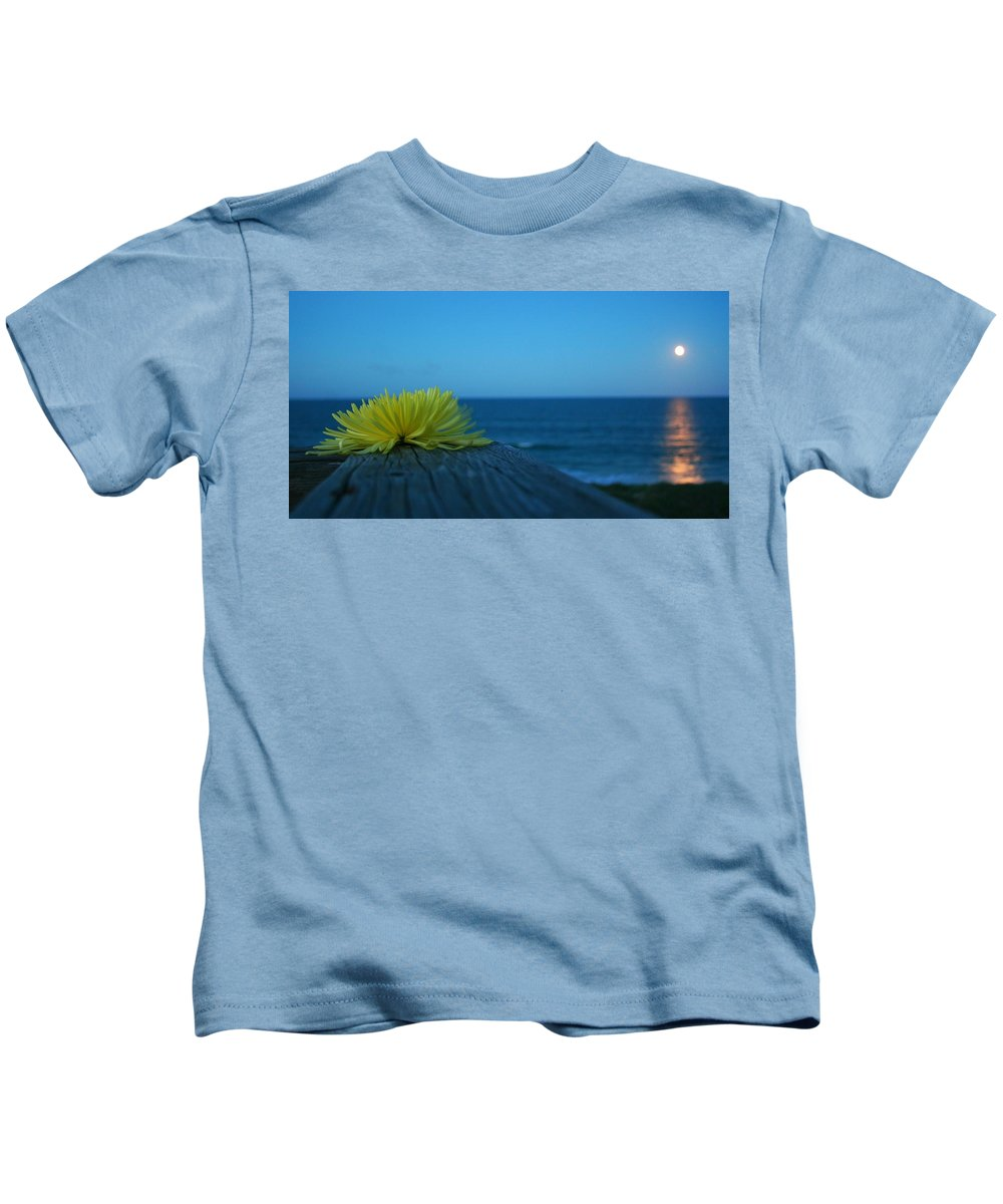 Ocean Kids T-Shirt featuring the photograph Decked Out by Phil Cappiali Jr