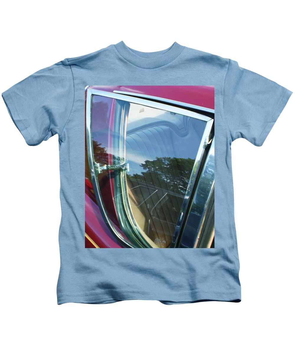 Kids T-Shirt featuring the photograph 1963 Studebaker Avanti by Jay David Schuck