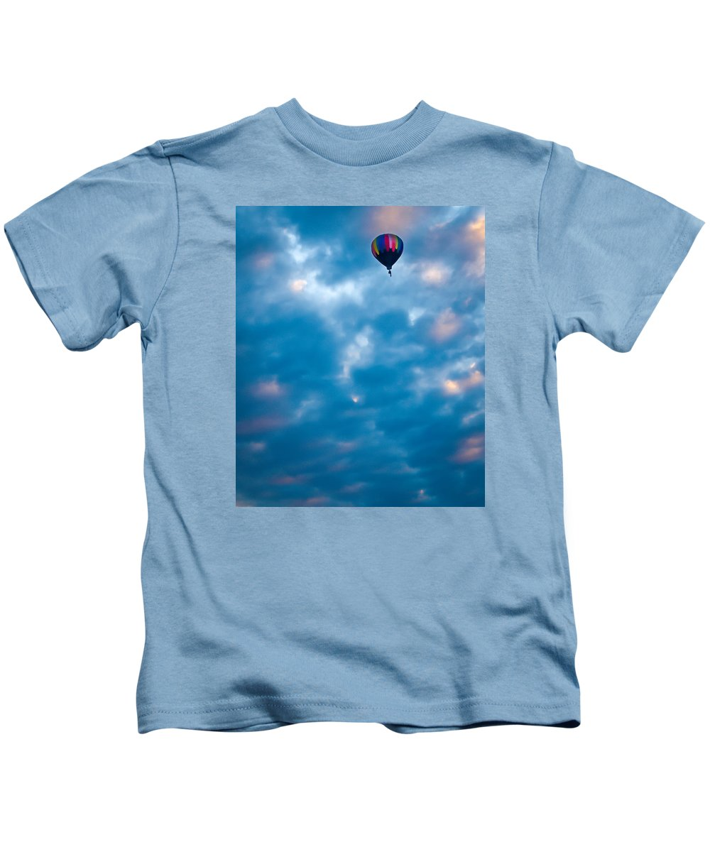 Hot Kids T-Shirt featuring the photograph Alone by Michele James