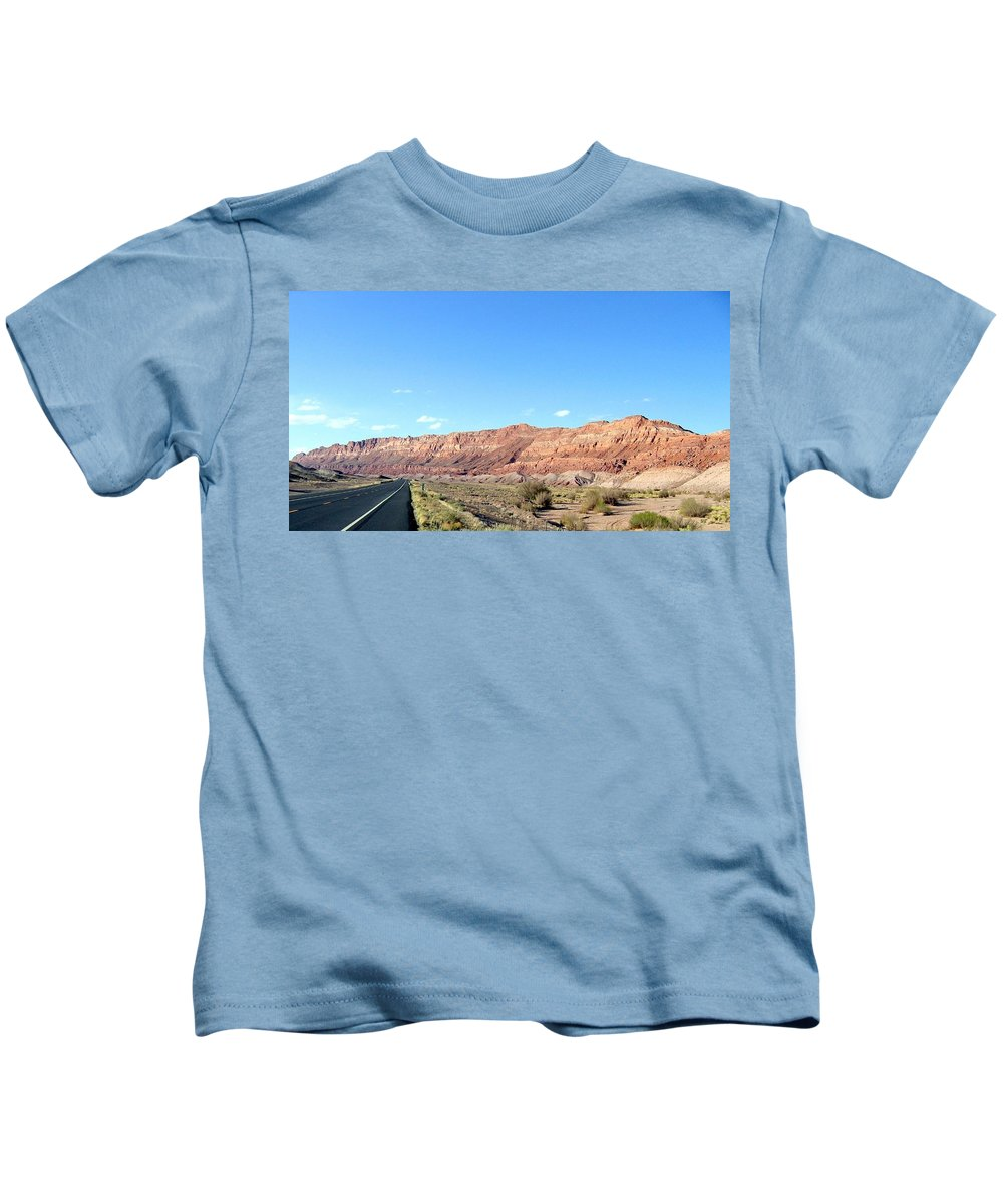 Arizona Kids T-Shirt featuring the photograph Arizona 17 by Will Borden