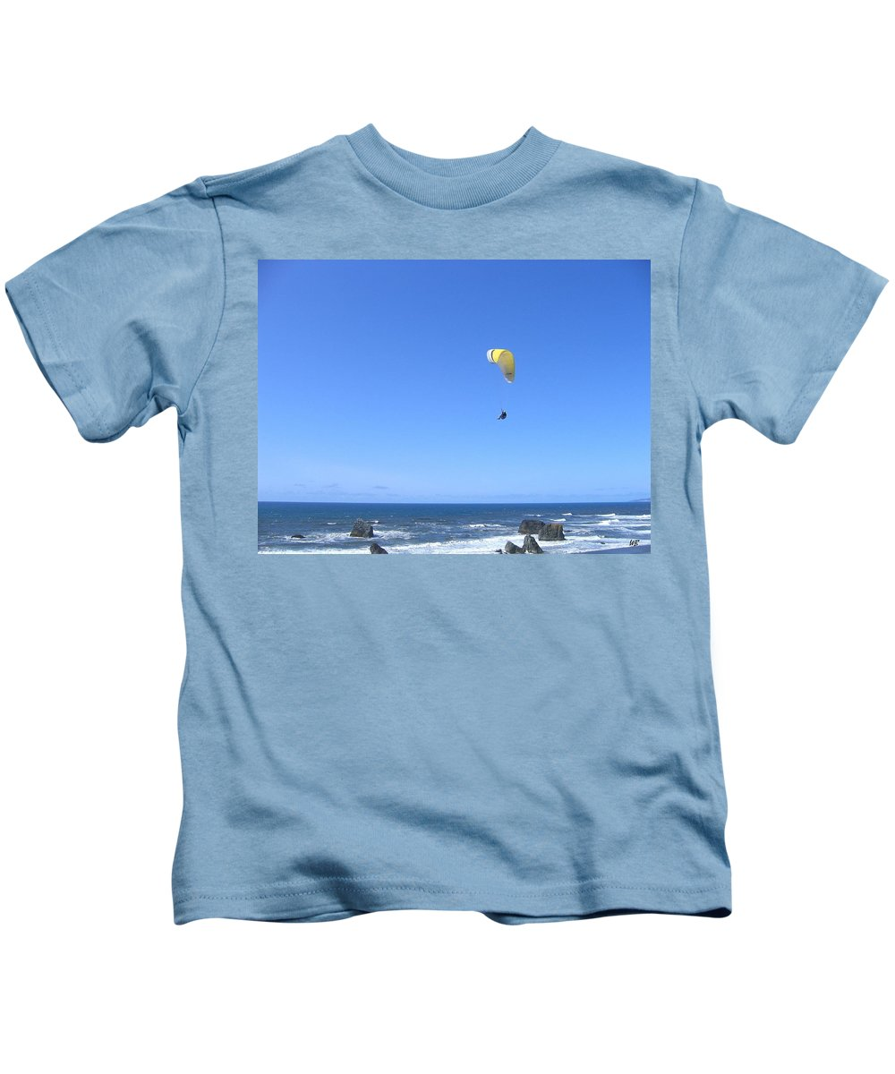 Bandon Kids T-Shirt featuring the photograph Bandon 10 by Will Borden