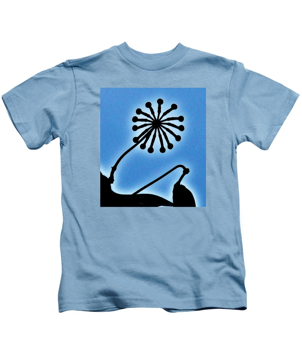 Flowers Kids T-Shirt featuring the photograph Bloom by John King