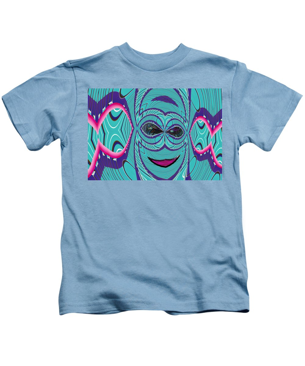 Photography Kids T-Shirt featuring the photograph Carnival by Paul Wear
