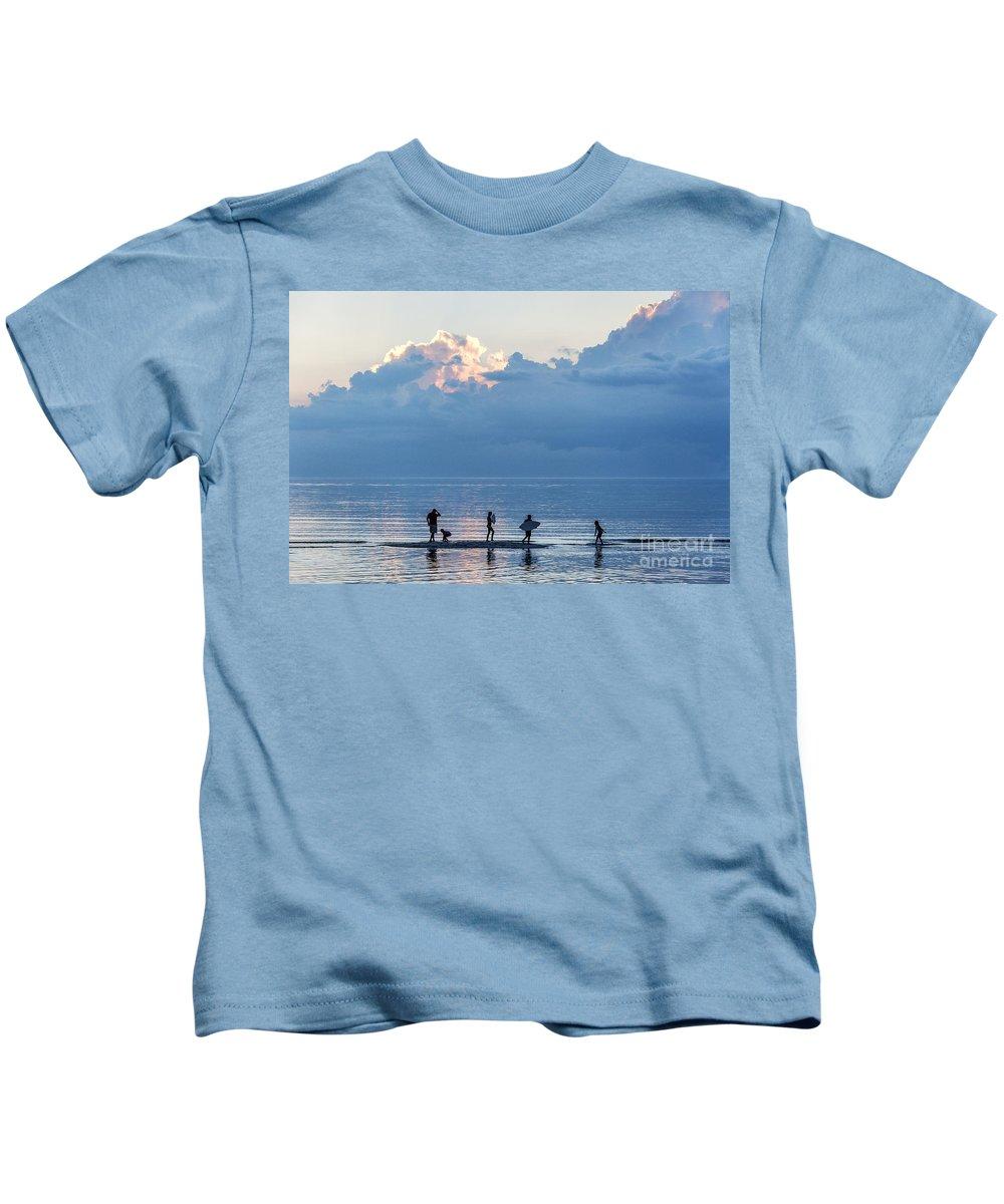 Beach Kids T-Shirt featuring the photograph Endless Summer by John Greim