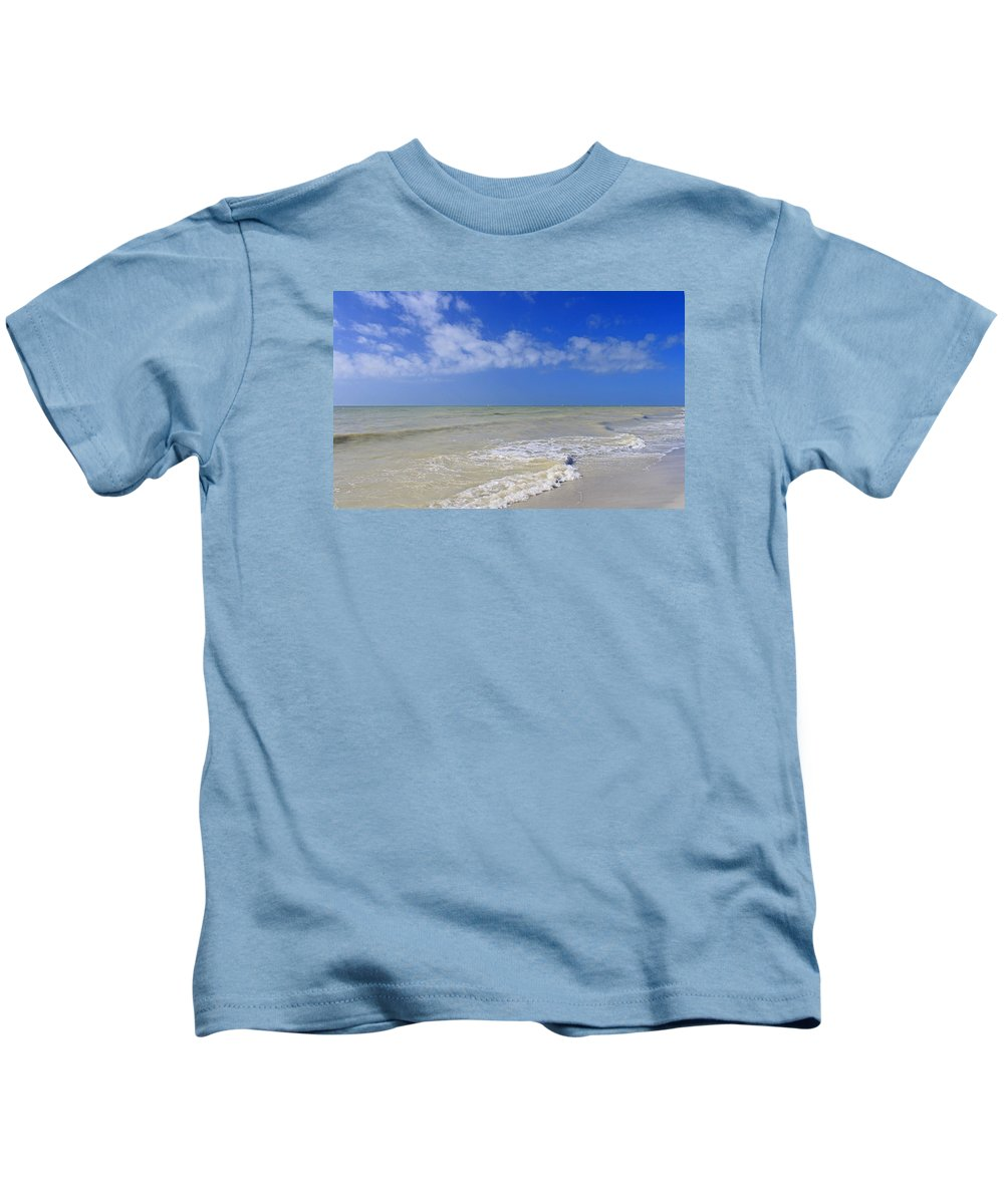 Water Kids T-Shirt featuring the photograph Forgiven Luxury by Michiale Schneider