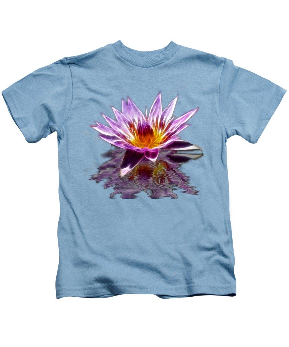 White lotus flower kids t shirts fine art america white lotus flower kids t shirts izmirmasajfo