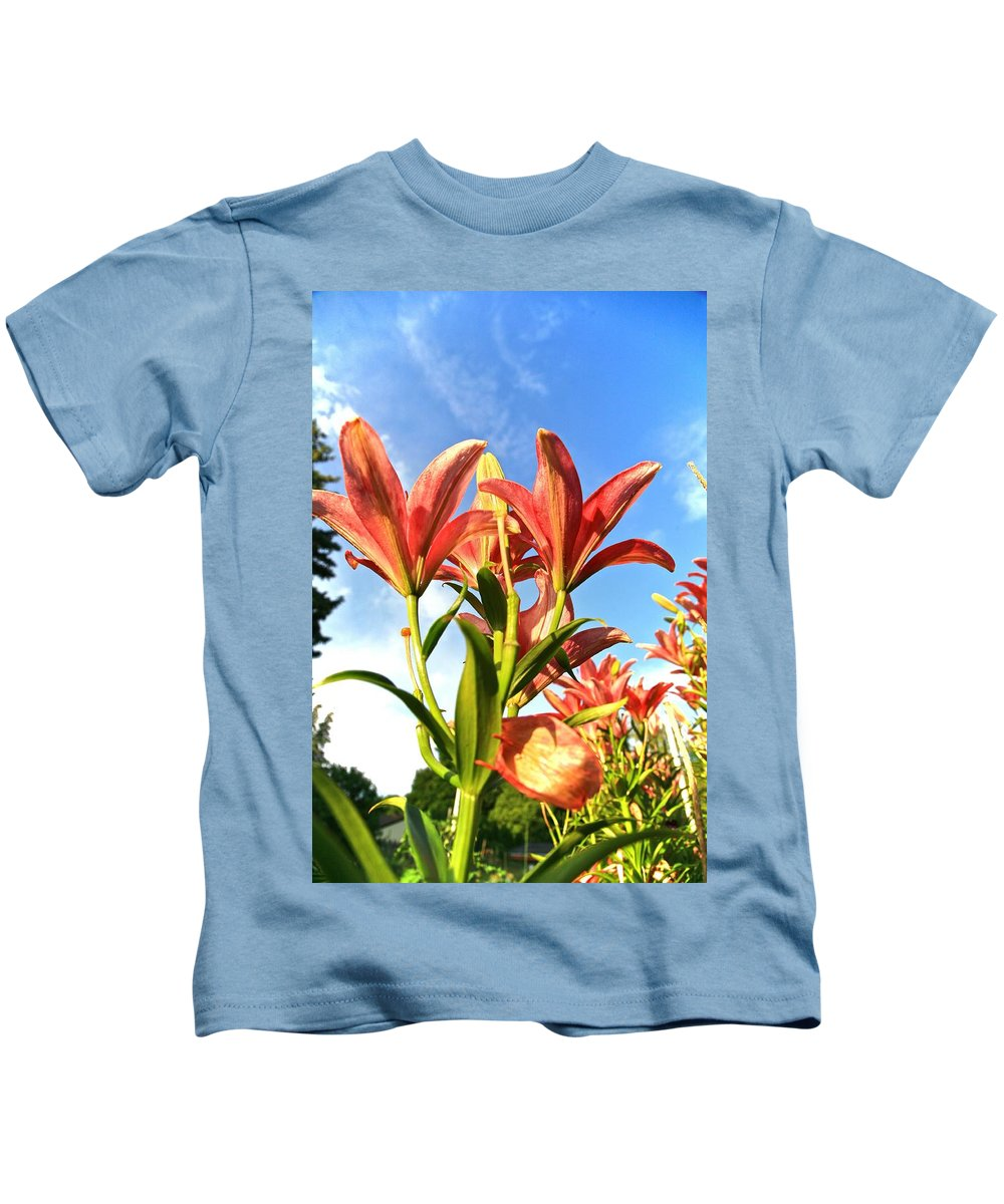Related Tags: Kids T-Shirt featuring the photograph Gods Creation-10 by Robert Pearson