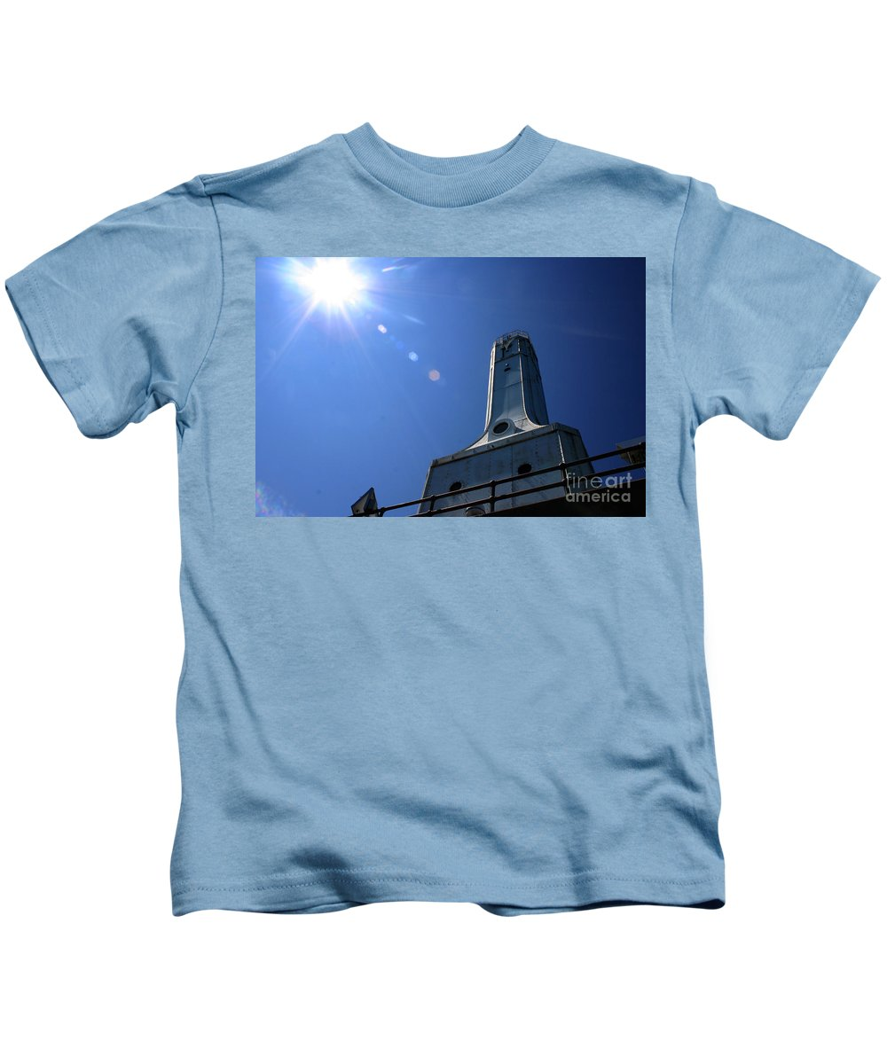 Digital Photography Kids T-Shirt featuring the photograph Hope by Jamie Lynn