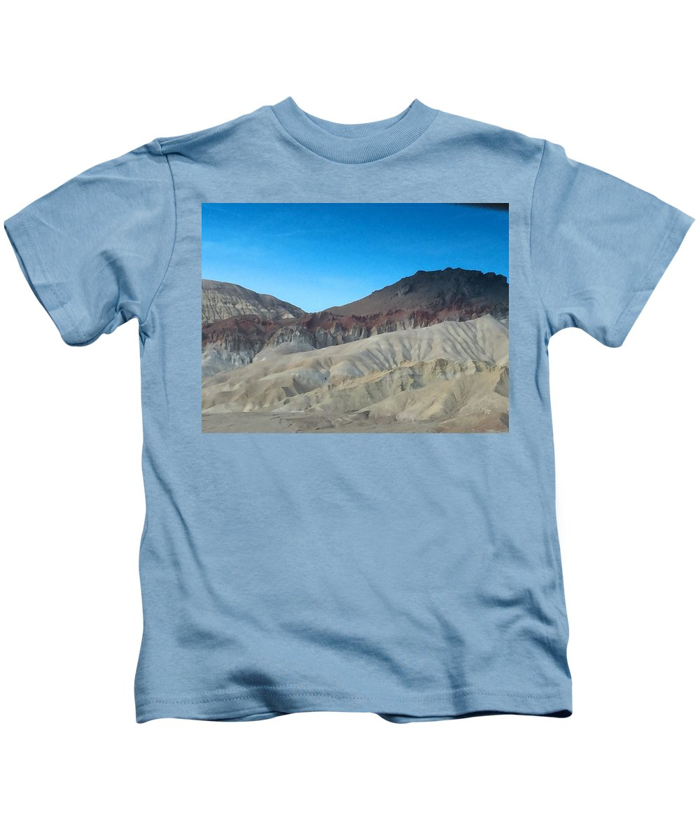 Desert Kids T-Shirt featuring the photograph Ice Cream by David Gallagher