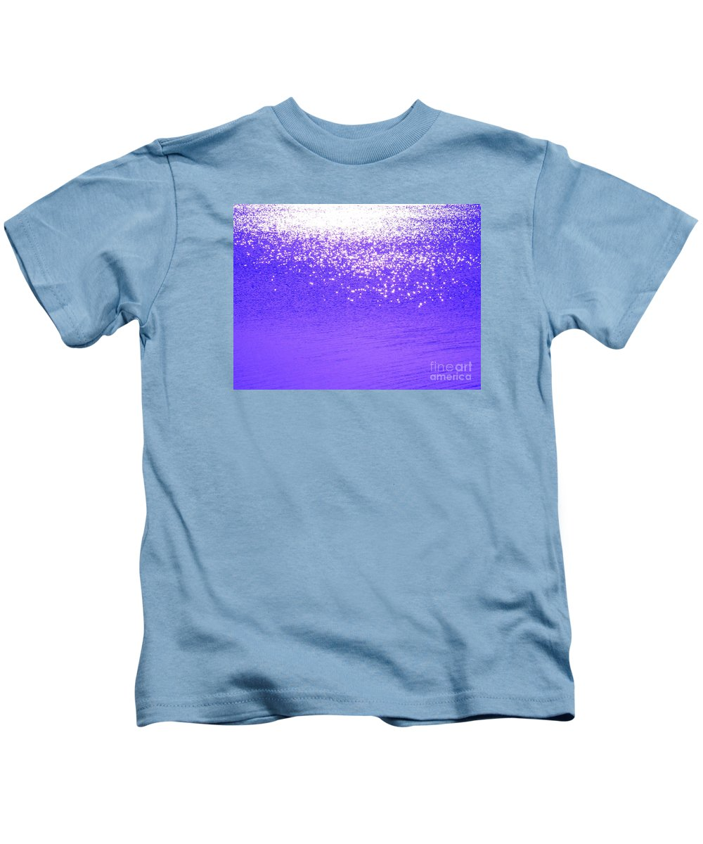Abstract Kids T-Shirt featuring the photograph Radiance by Sybil Staples
