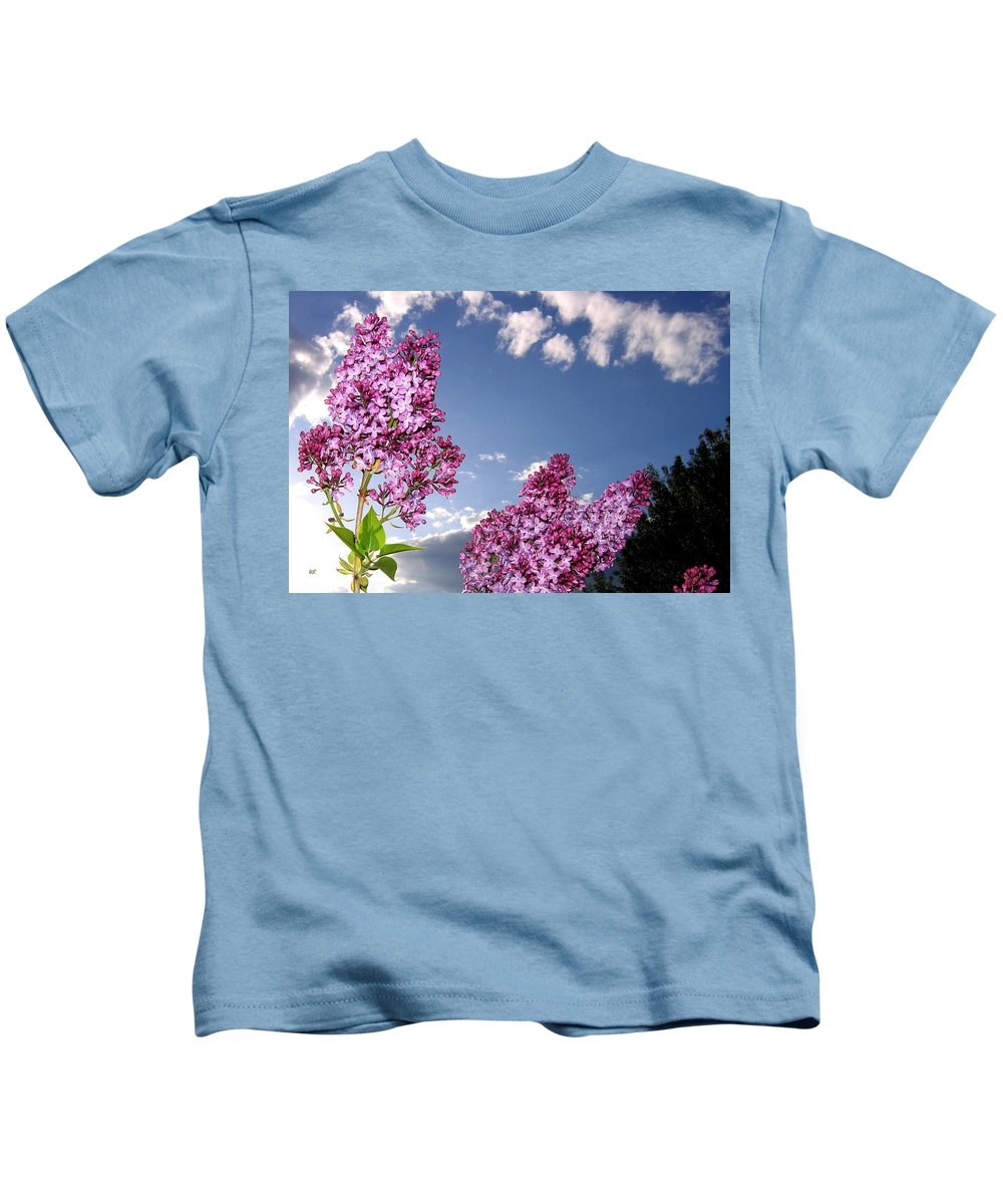 Spring Kids T-Shirt featuring the photograph Spring Evening by Will Borden
