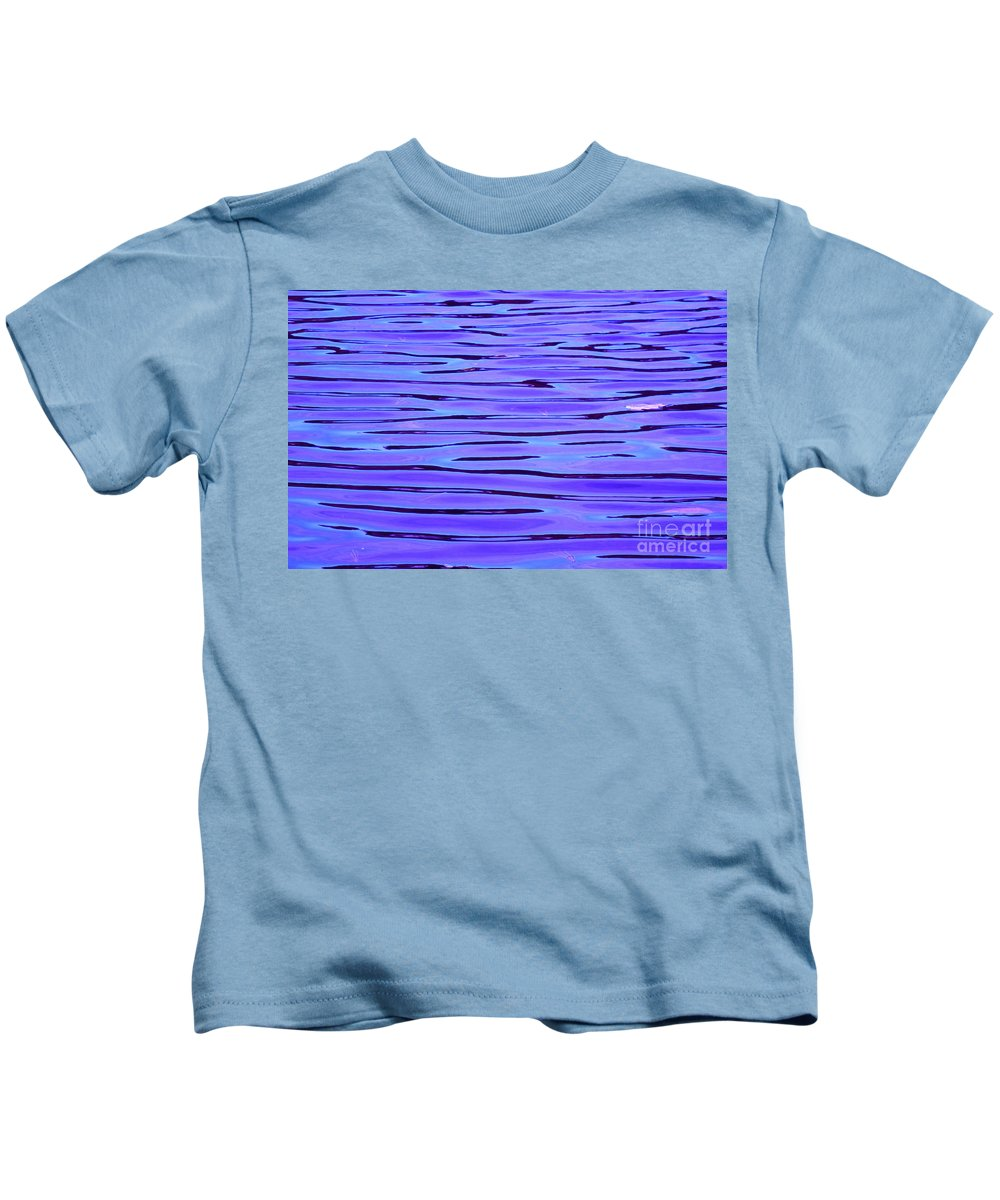Water Kids T-Shirt featuring the photograph Still Waters by Sybil Staples