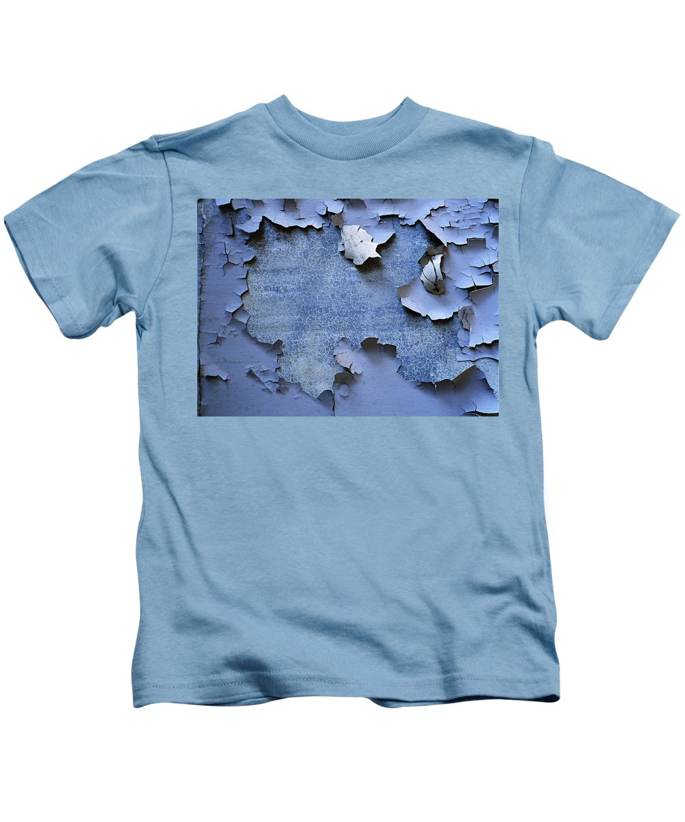 Wall Kids T-Shirt featuring the photograph Synthesis-2 by Casper Cammeraat