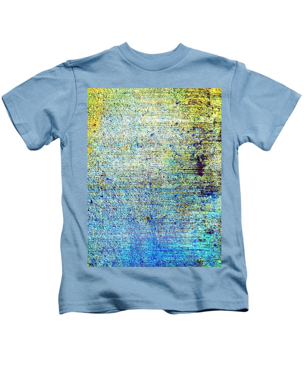 Abstract Kids T-Shirt featuring the photograph Texture#003 by Cristina Stefan