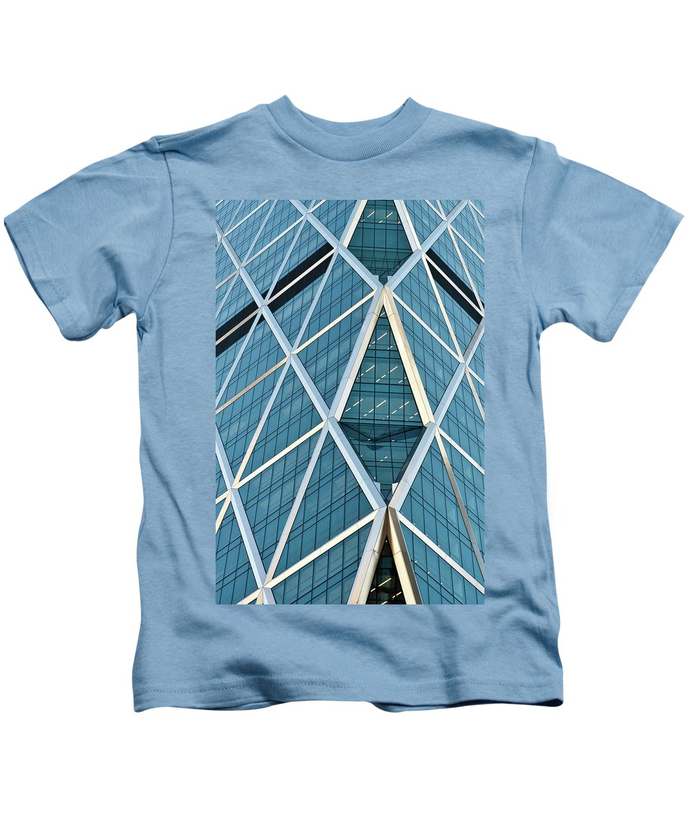 57th Street Kids T-Shirt featuring the photograph VVV by Michael Jacobs