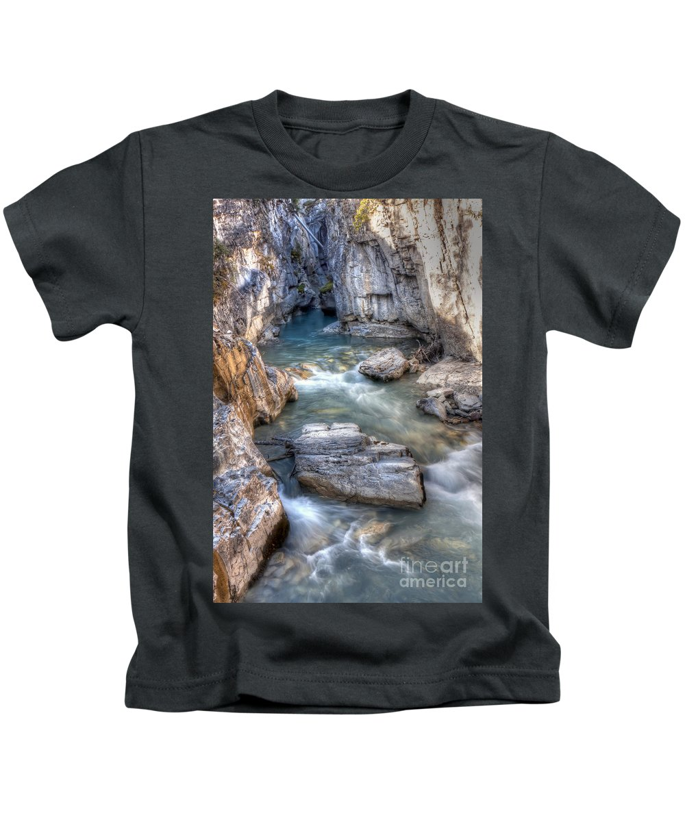 Marble Kids T-Shirt featuring the photograph 0144 Marble Canyon 2 by Steve Sturgill