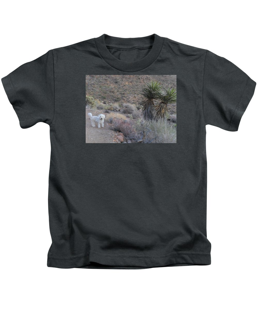 Landscape Kids T-Shirt featuring the photograph Ceaser by James Welch