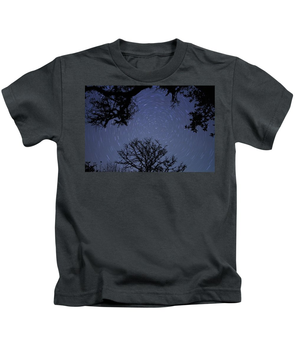 Star Kids T-Shirt featuring the photograph Partial Pinwheel by Andrew McInnes