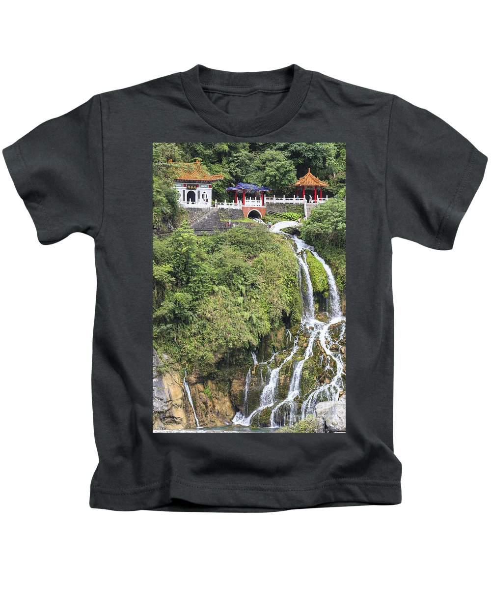 2014 Kids T-Shirt featuring the photograph Temple Of Eternal Spring by Jannis Werner