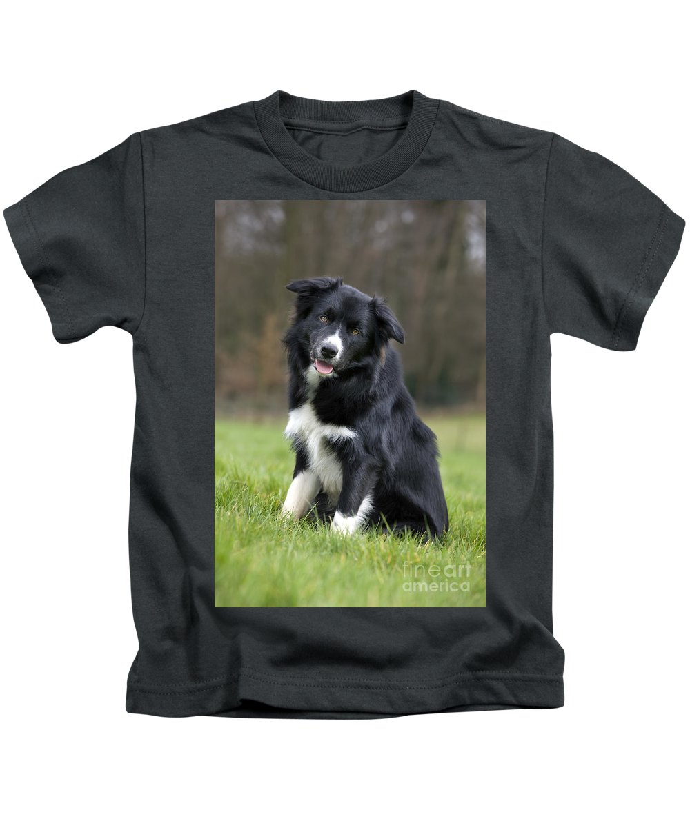 Mammal Kids T-Shirt featuring the photograph 110506p166 by Arterra Picture Library