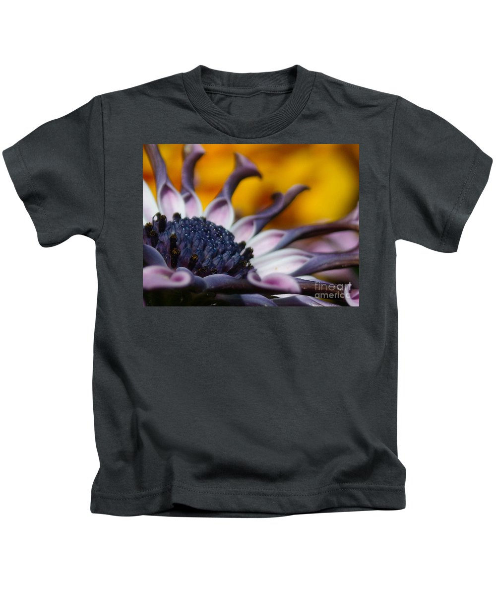 Flower Kids T-Shirt featuring the photograph Beautiful by Line Gagne