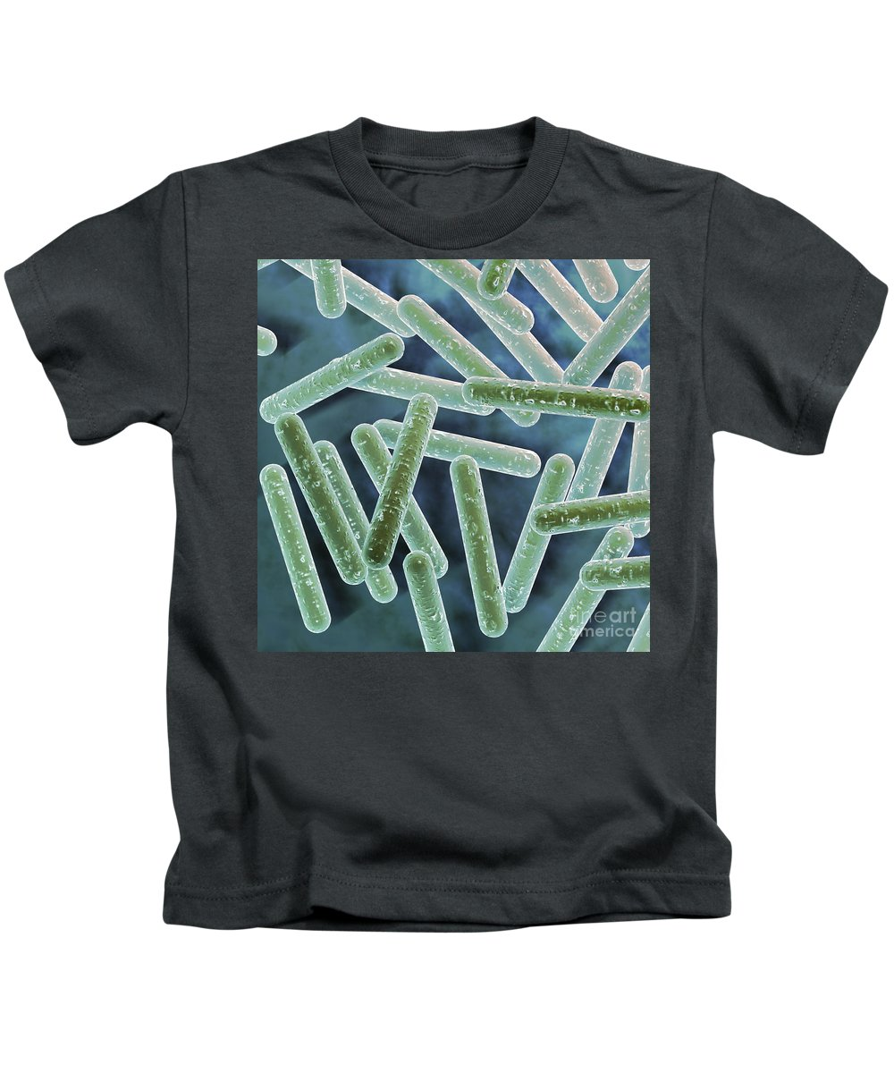 Nanomedicine Kids T-Shirt featuring the photograph Nanorods by Science Picture Co