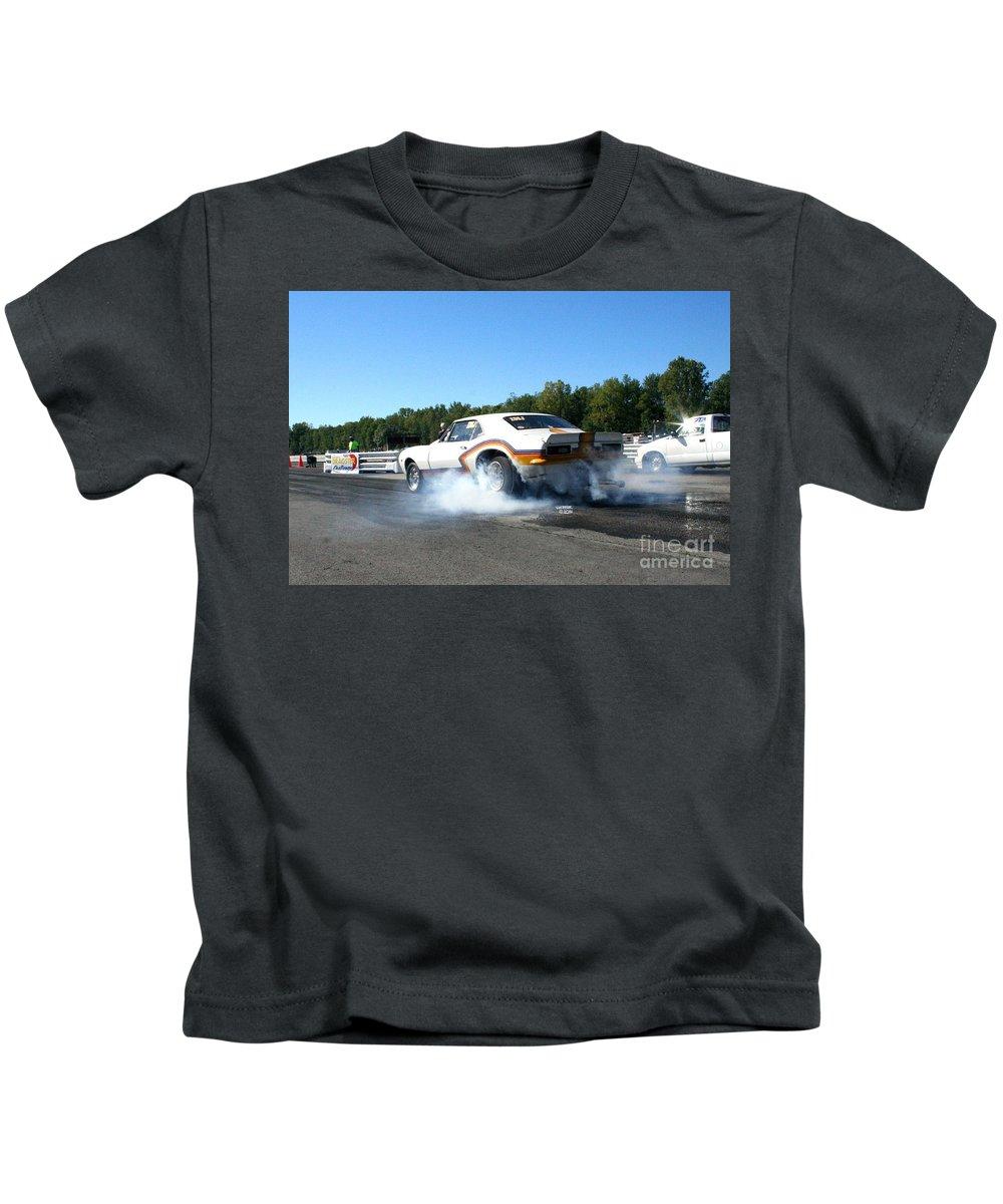 Esta Safety Park 09-07-14 Kids T-Shirt featuring the photograph 6662 Esta Safety Park 09-07-14 by Vicki Hopper